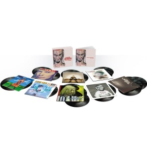 David Bowie Brilliant Adventure (1992 – 2001) Vinyl Box Set