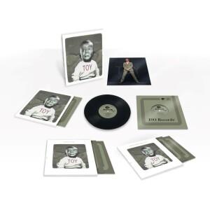 """David Bowie TOY:BOX 6 x 10"""" Vinyl Box Set"""