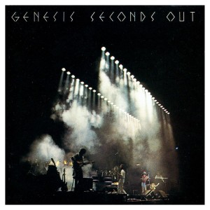Genesis Seconds Out Vinyl (2-disc) LP