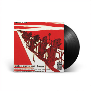 Miles Davis - Miles Davis And Horns LP