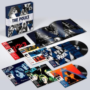 The Police - Every Move You Make: The Studio Recordings 6 LP Box Set