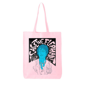 Melted Suit Tote Bag