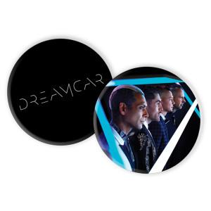 DREAMCAR Button Pack