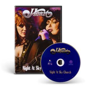 Night at Sky Church DVD
