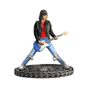 Johnny Ramone Knucklebonez Statue