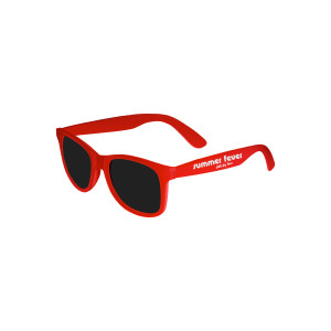 Summer Fever Red Sunglasses