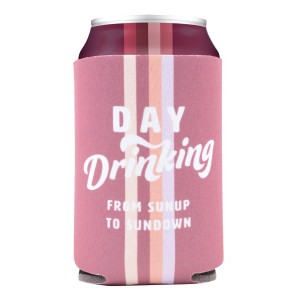 Day Drinking Can Hugger Black Cherry