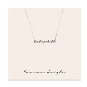 Look Up Child Necklace