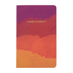 Look Up Child Ombre Journal