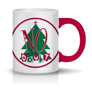 2017 No Doubt Collectible Holiday Mug