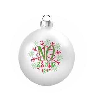 2018 No Doubt Collectible Ornament