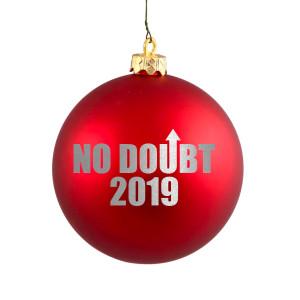 2019 No Doubt Collectible Ornament