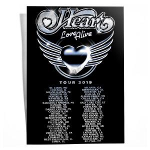 Chrome Heart Love Alive Lithograph