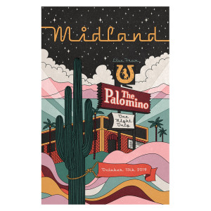 Live from Palomino Lithograph