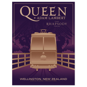 2020 Wellington Event Poster
