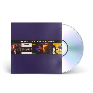 5 Classic Albums CD