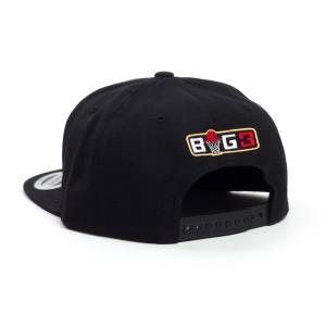 3 Headed Monsters - Black Hat