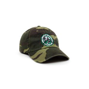 Born & Raised in the Boondock's Camo Hat