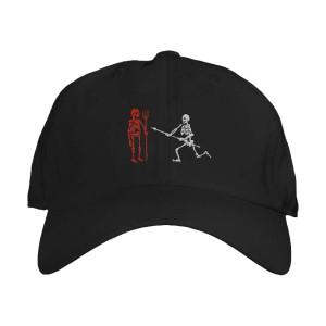 Skeleton Dad Hat