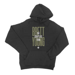 Chapters Tour Dateback Hoodie