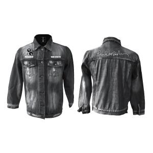 Freshen Up Black Denim Jacket