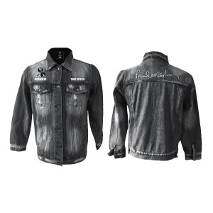 Freshen Up Black Denim Jacket