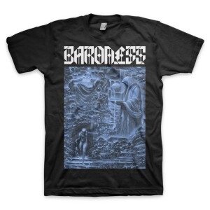Cold Blooded Black T-shirt