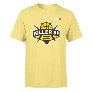 Killer 3's Yellow T-Shirts