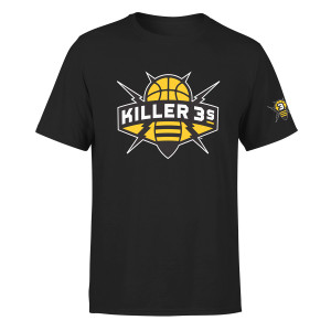 KILLER 3'S - BLACK T