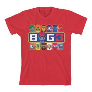 Team Spirit Red T-Shirt