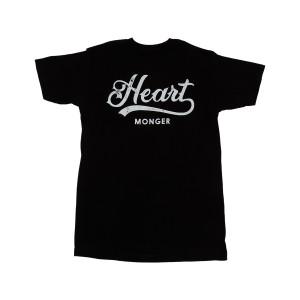 Heart Monger Black Unisex T-Shirt