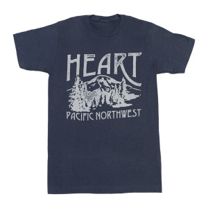 Mt. Rainier Men's T-Shirt