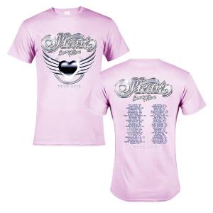 Chrome Heart Pink T-Shirt
