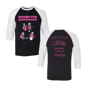 Women for Birmingham Charity Raglan