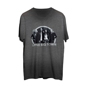 Grey Photo T-Shirt