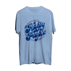 Happy People Light Blue T-Shirt