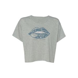 Girl Crush Cropped T-shirt