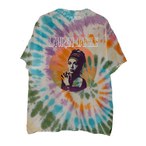 Tie-Dye Photo T-shirt