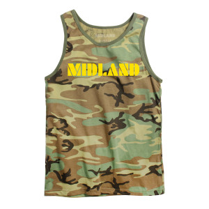Midland Camo Tank Top