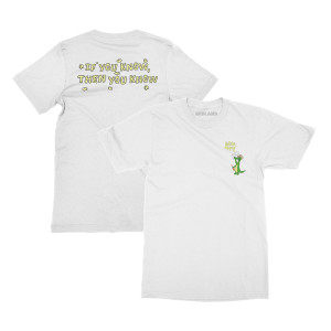 Gator Boys White T-Shirt