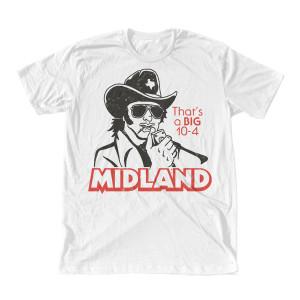 Big 10-4 White T-shirt