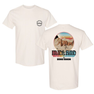 The Sonic Ranch Natural T-Shirt