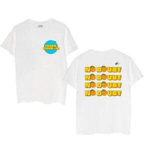 Tragic Kingdom Orange T-Shirt