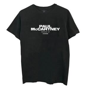 Freshen Up 2018 Black Tour T-Shirt