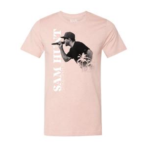 Stagecoach 2019 Peach T-Shirt