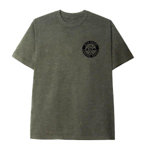DDSS Logo Green T-Shirt