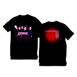 2019 North Americas Dateback T-Shirt