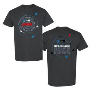 Austin Grey Spiral T-Shirt