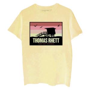 Yellow Sunset T-Shirt