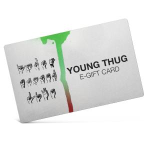 Young Thug eGift Card